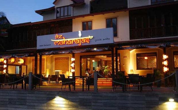 Maharajas-Restaurents